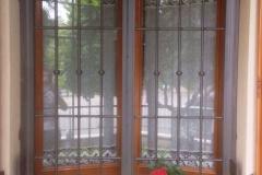 Inferriata per finestra due ante